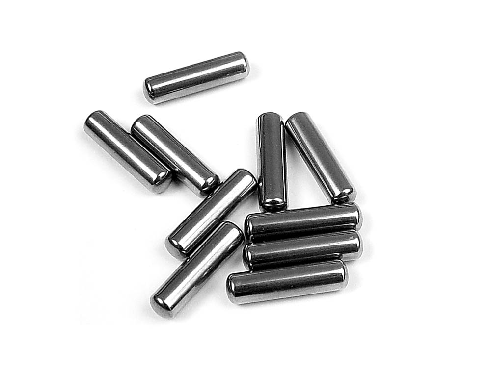 SET OF REPLACEMENT DRIVE SHAFT PINS 3x12  (10)