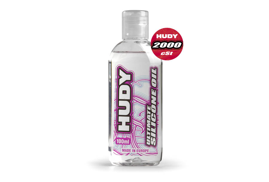 HUDY ULTIMATE SILICONE OIL 2000 cSt - 100ML