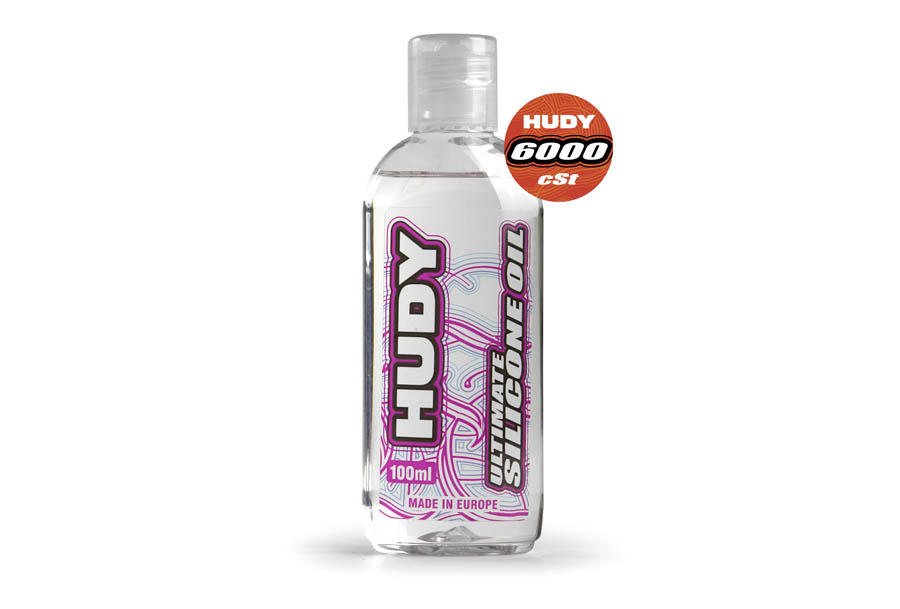 HUDY ULTIMATE SILICONE OIL 6000 cSt - 100ML