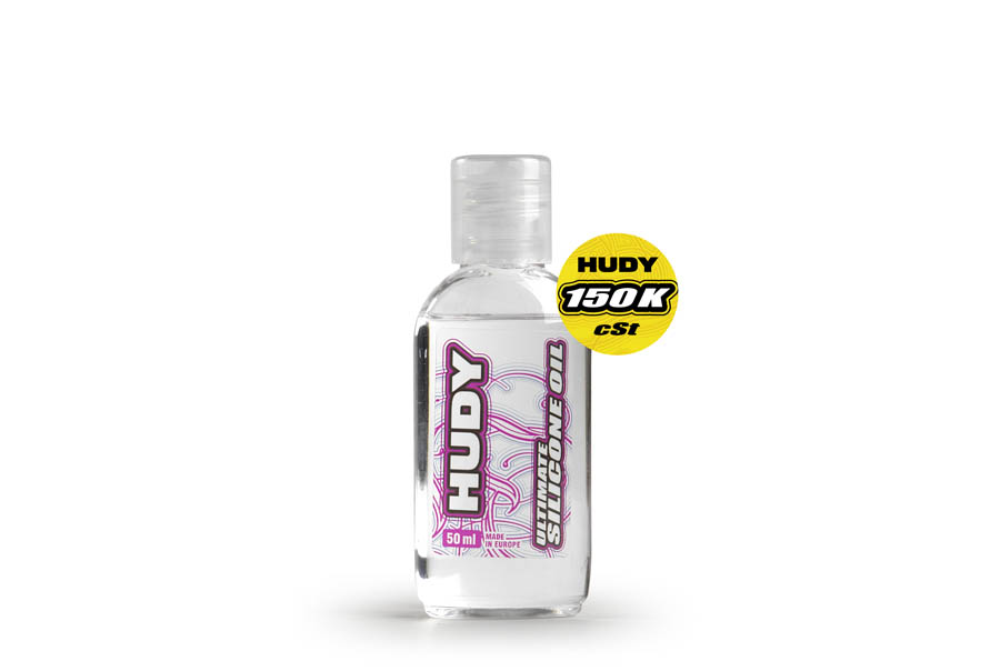 HUDY ULTIMATE SILICONE OIL 150 000 cSt - 50ML
