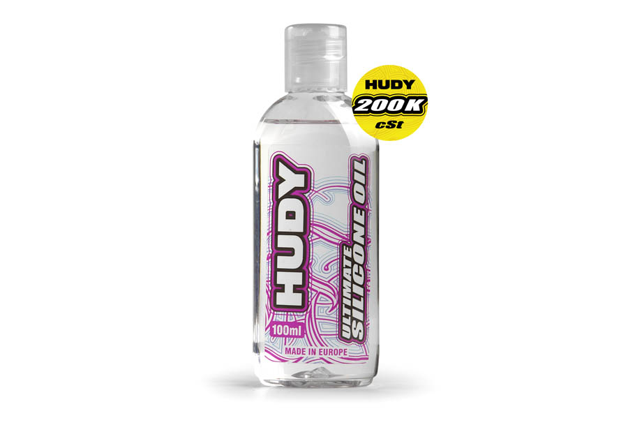 HUDY ULTIMATE SILICONE OIL 200 000 cSt - 100ML