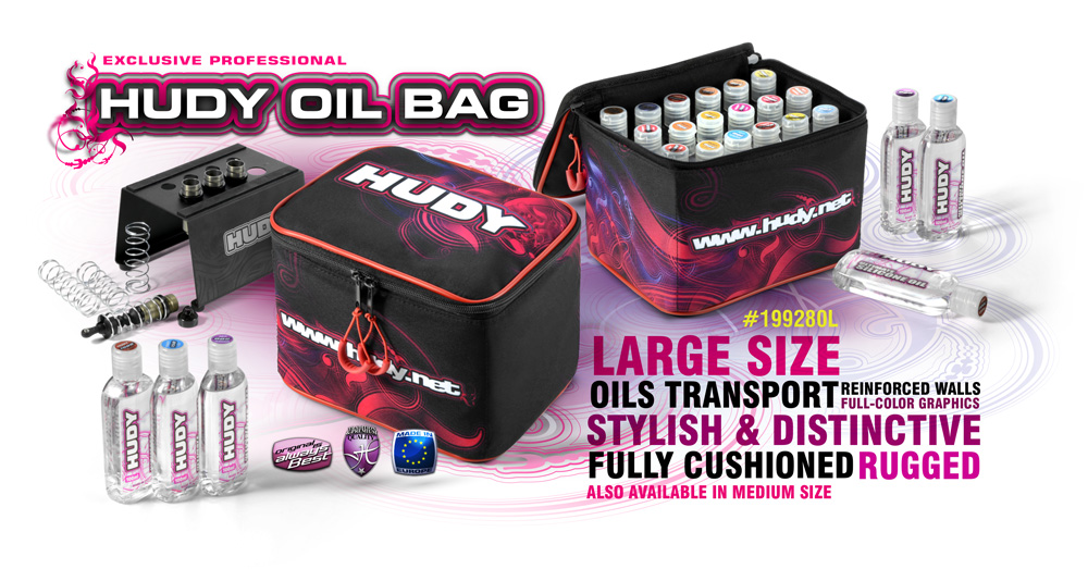 HUDY OIL BAG - LARGE