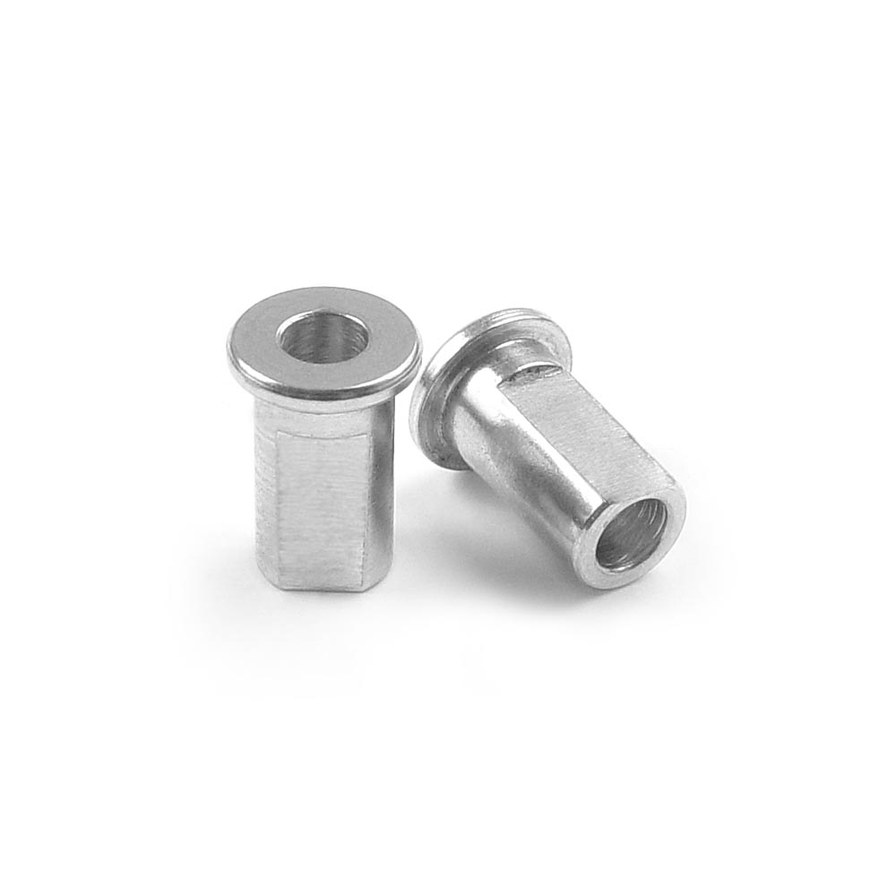 ALU NUT FOR SUSP. HOLDER (2)