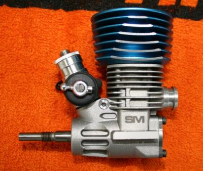 Schepis Model Sirio S12 T3 EVO 4 3 port On/Road Race Engine