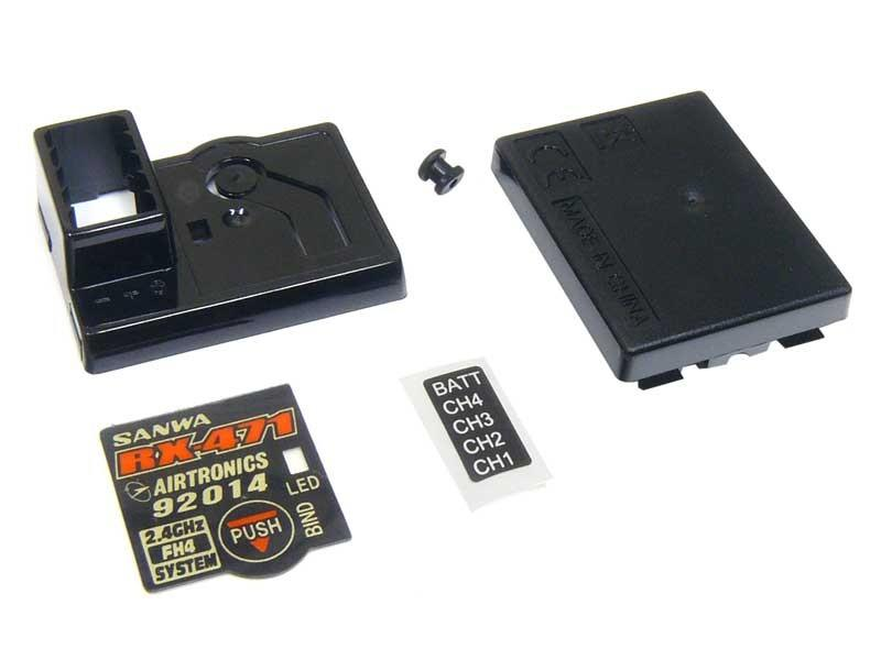 Sanwa Receiver case for RX-471