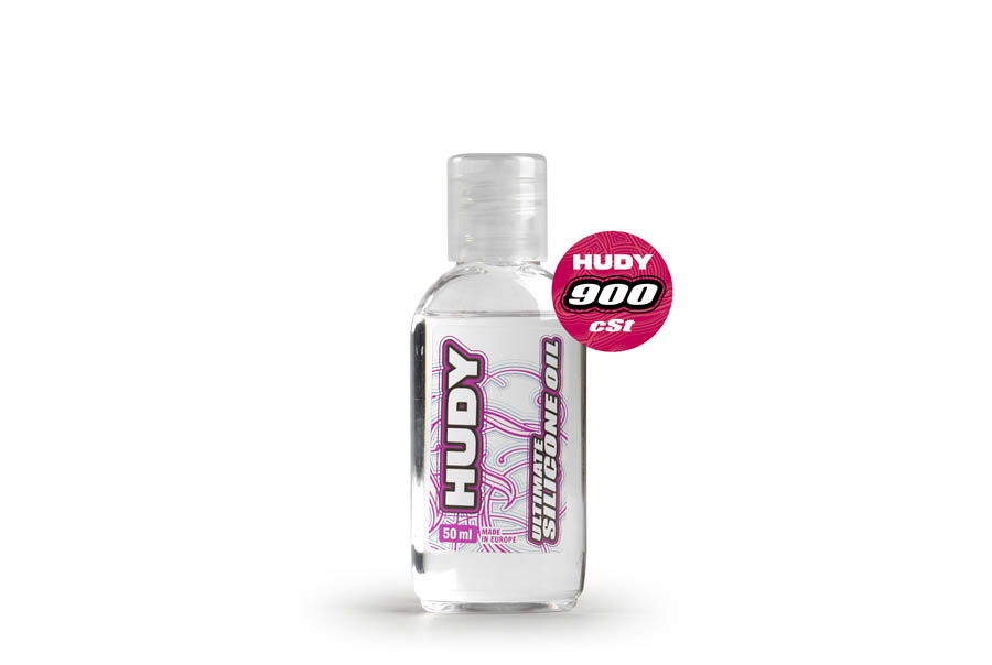 HUDY ULTIMATE SILICONE OIL 900 cSt - 50ML