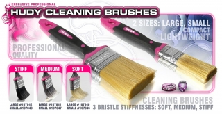 CLEANING BRUSH LARGE - STIFF