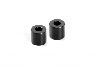ALU 1/10 FORMULA SET-UP WHEEL AXLE ADAPTER (2)