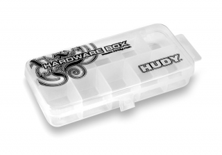 HUDY PARTS BOX - 10-COMPARTMENTS