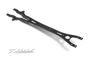 T3 RUBBER-SPEC UPPER DECK 2.0MM GRAPHITE