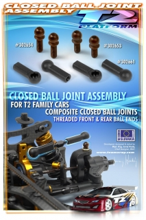 BALL END 4.9MM WITH THREAD 8MM - V2 (2)