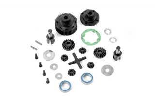GEAR DIFFERENTIAL - SET