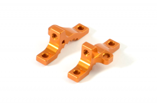 ALU UPPER CLAMP FRONT - MULTI-FLEX - SWISS 7075 T6 - (L+R)