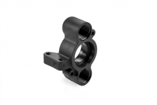COMPOSITE STEERING BLOCK 1° KINGPIN FOR AERO DISC -  RIGHT