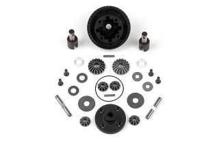 REAR GEAR DIFFERENTIAL - SET