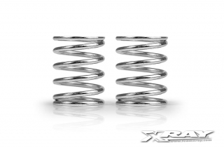 XRAY PROGRESSIVE SPRING-SET C=3.7-4.7 - REAR (2)