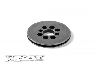 VENTILATED BRAKE DISC - PRECISION-GROUND