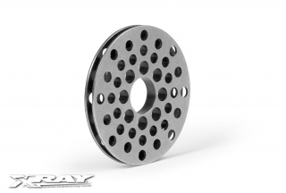 VENTILATED BRAKE DISC - PRECISION-GROUND - LIGHTWEIGHT