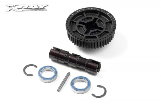 REAR SOLID AXLE - SET