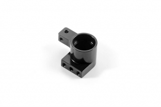 ALU FRONT MIDDLE SHAFT HOLDER - BLACK