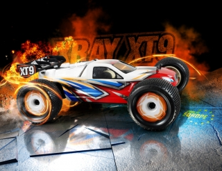 XRAY XT9 - 1/8 LUXURY RACING TRUGGY