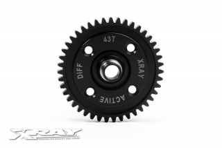 ACTIVE CENTER DIFF SPUR GEAR 43T