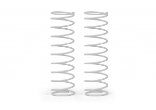 XRAY REAR SPRING SET C=0.47 - WHITE (2)