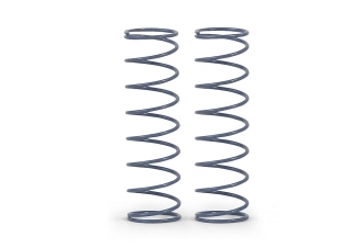 XRAY REAR SPRING SET C=0.57 - GREY-BLUE (2)