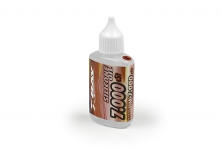 XRAY PREMIUM SILICONE OIL 7000 cSt --- Replaced wi