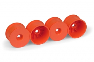TRUGGY WHEELS AERODISK - ORANGE (4)
