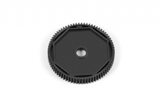 COMPOSITE SLIPPER CLUTCH SPUR GEAR 75T / 48
