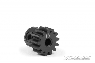 STEEL PINION GEAR 13T / 48