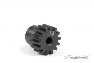 STEEL PINION GEAR 14T / 48