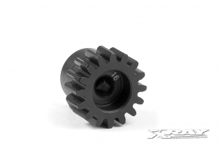 STEEL PINION GEAR 16T / 48