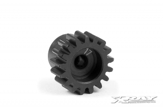STEEL PINION GEAR 17T / 48