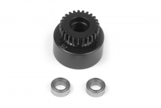 CLUTCH BELL 25T WITH BEARINGS