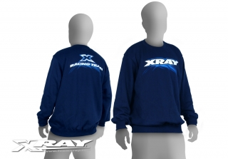 XRAY BLUE SWEATER  (L)