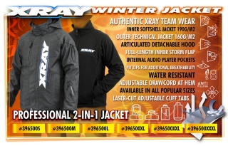XRAY WINTER JACKET (XL)
