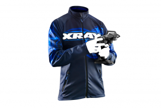 XRAY High-Performance Softshell Jacket M