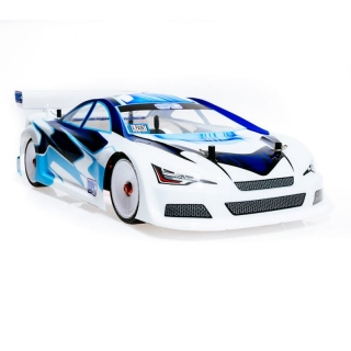 SRC PRECUT E-Spark 190mm Touring Car Body Extra Light for T4