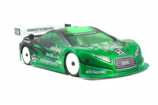 ZooRacing ZooZilla - 1:10 Touring Car Body - 0.5mm LIGHTWEIGHT