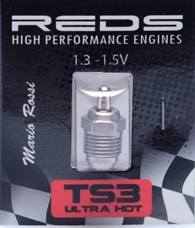 REDS GLOW PLUG TS8 COLD TURBO SPECIAL - JAPAN