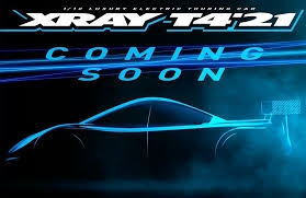 XRAY T4'21 - GRAPHITE EDITION 1/10 LUXURY ELECTRIC TC 4WD