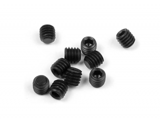 HEX SCREW SB M4x4  (10)