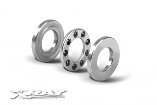 CERAMIC BALL-BEARING AXIAL F5-10 5x10x4