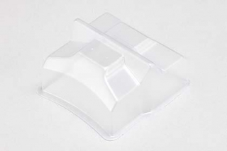 YZ-2 Clear Lexan Front Wing (Wide/Narrow)