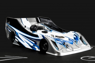 Matrix Xtreme Aereodynamics 1/8 On/Road Racing Body R18 FLAT