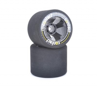 Contact RC Foam Tyres - 5 Spoke Rim 1/8 Rear 35Sh
