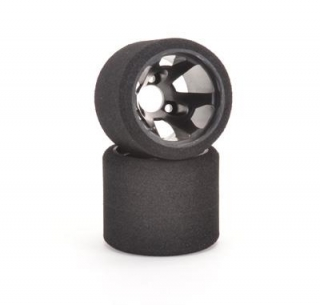 Contact RC Foam Tyres - 1/12 Rear 35Sh T Foam - 46mm