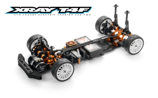 XRAY T4F 1/10 Luxury FWD Touring Car Kit